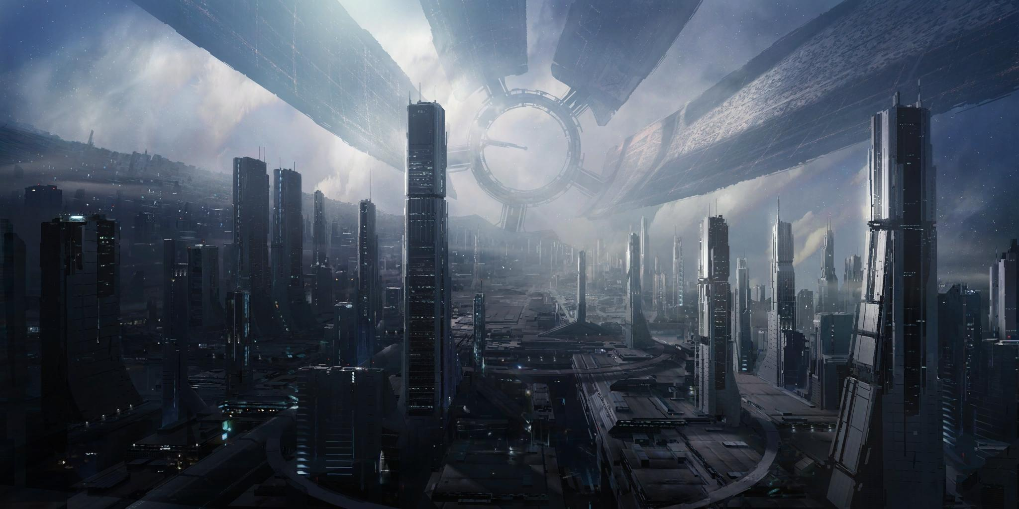 Mass Effect 3 Citadelle