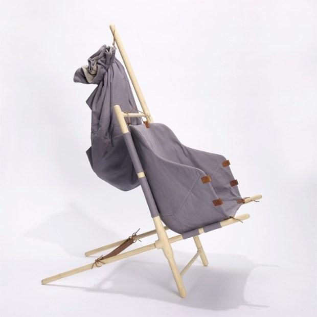 2 The Nordic Nomad Chair  by Bjarke Frederiksen on charliestine.net