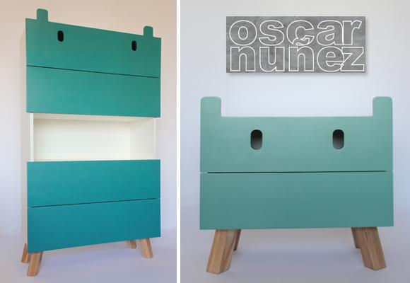 kids furniture by oscar nunez
