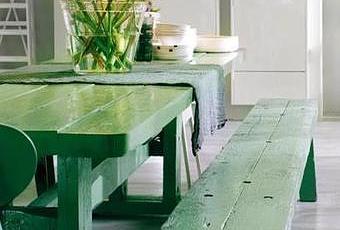 l 39 ann e 2013 plac e sous la couleur vert emeraude la. Black Bedroom Furniture Sets. Home Design Ideas