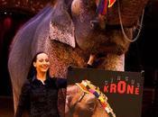 Beaux livres: Cirque Krone, histoire d'un manège