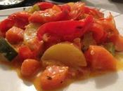 Recette n°58: Curry doux légumes noix cajou.