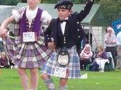 Bonnes raisons d'aller Edimbourg Highland games Fringe Festival