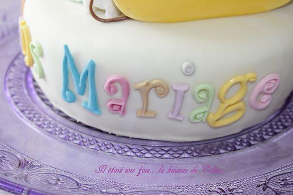 Gateau 3 D Anniversaire De Mariage A Voir