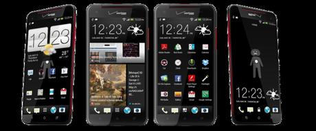 HTC - SENSE 5 porté sur un HTC droid DNA!