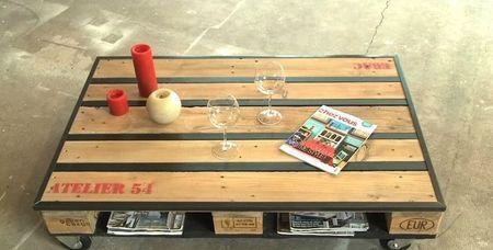 cours de bricolage chez l etablisienne atelier palettes voir. Black Bedroom Furniture Sets. Home Design Ideas