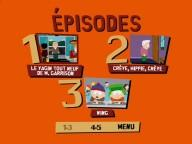 Test DVD: South Park – Saisons 8 et 9