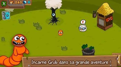 Greedy Grub : Nouveau jeu sur iPad et iPhone, bientôt sur Android