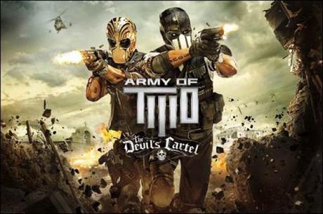EA, Big Boi Et B.O.B fêtent la sortie de la démo d'Army Of TWO Le Cartel Du Diable avec le titre «Double Or Nothing»