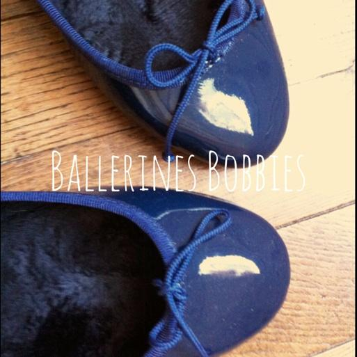 Ballerines Bobbies