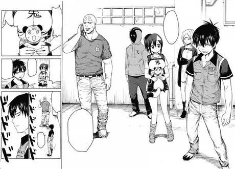 Blood Lad manga