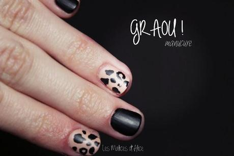 Mes Ongles vous disent Graou !