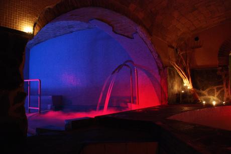 Le Sauna Gay du Vatican