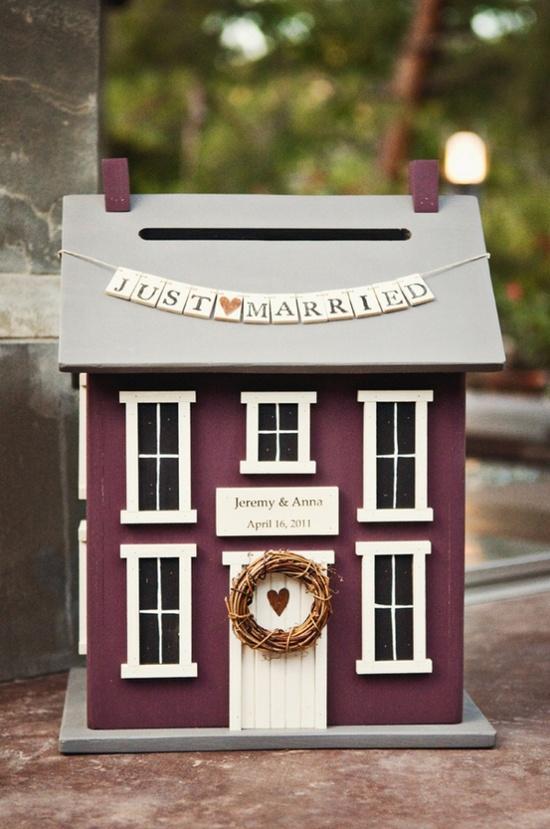 Hervorragend DIY : Faire l'urne de mariage - À Lire VM73