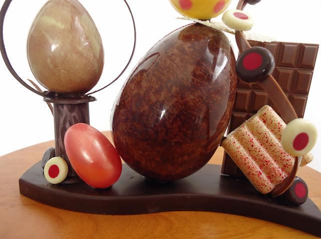 piece chocolat paques