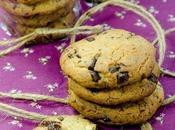 Cookies Peanut Butter deux chocolats