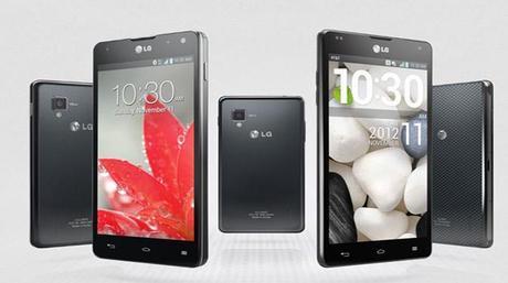 Optimus G LG Smartphone