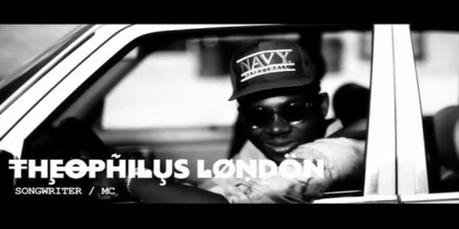 L'artiste de la semaine : Theophilus London
