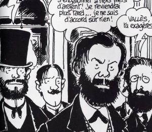 Jules Vallès par Tardi
