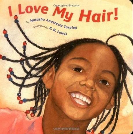 LIVRE OUR ENFANTS : I LOVE MY HAIR - Natasha Anastasia Tarpley