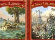 voyage extraodinaire, steampunk délicieuse, Filippi Camboni