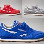 Reebok Classic Leather Vintage Suede Pack