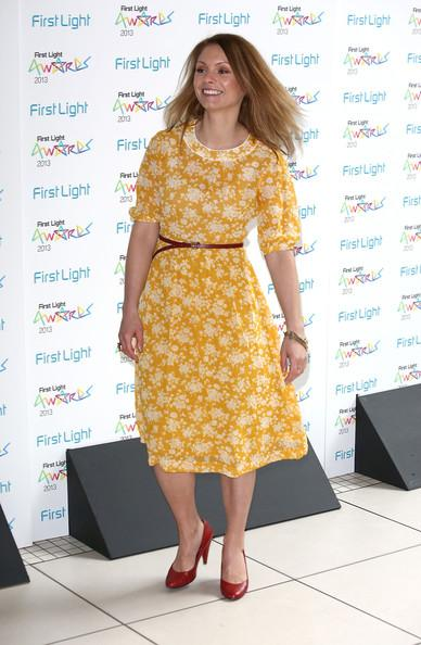 Myanna Buring - Celebs Arrive at the First Light Awards 6