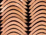 tuiles terre cuite peuvent revêtir aussi façades
