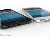 nouveau concept l'iPhone