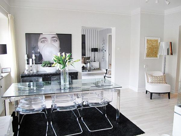 tendance d co la transparence voir. Black Bedroom Furniture Sets. Home Design Ideas
