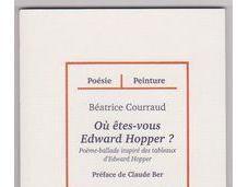 êtes-vous Edward Hopper Béatrice Courraud, Alain Helissen