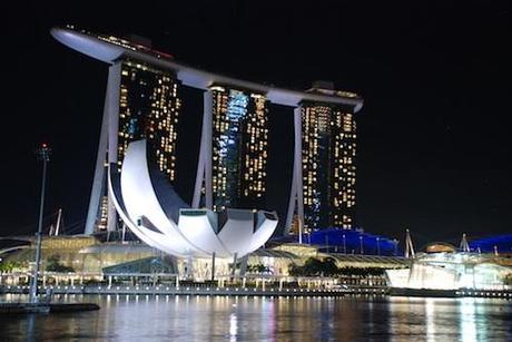 singapore marina sands