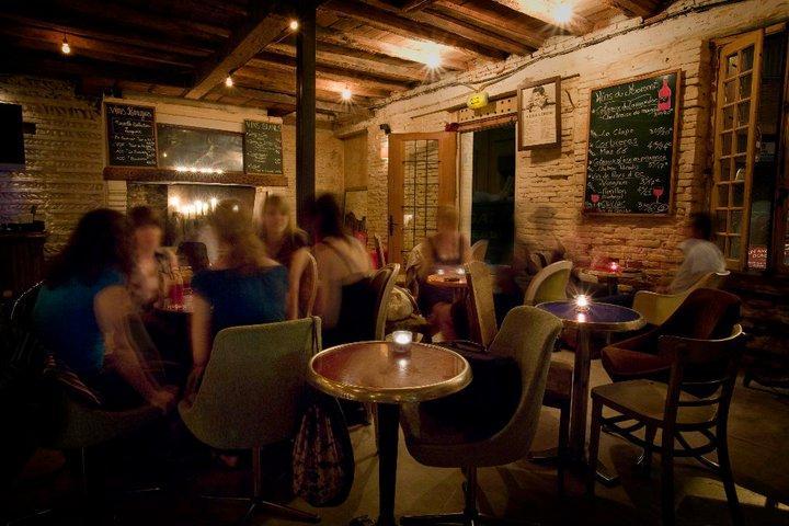 Visite Déco : Le Bar La Maison | À Découvrir