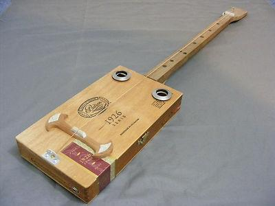 One String Guitar, Cigarbox Guitar