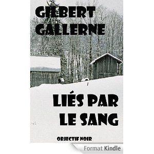 Gilbert Gallerne réedite ses indisponibles sur Kindle