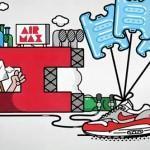 Vidéo: Nike Air Reinvented   Air Max Engineered Mesh