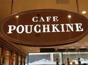 Café Pouchkine, enchantement pour yeux papilles