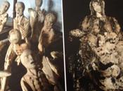 Galerie Marie VITOUX exposition NATHALIE BOURDREUX CLARISSE GRIFFON BELLAY