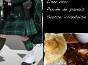 Lieu noir, Purée panais, Sauce irlandaise Whiskey (whisky)