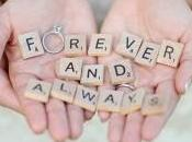 Scrabble Wedding Love'n Gift