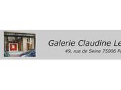 Galerie Claudine LEGRAND Exposition Laurent DAUPTAIN