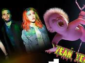 Paramore Yeah Yeahs