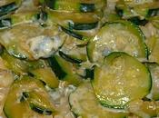Coquillettes courgettes roquefort (ww)
