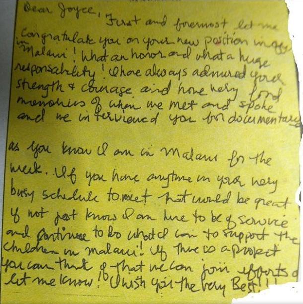 Madonna En Conflit Avec Le Malawi Ou Elle A Adopte Ses