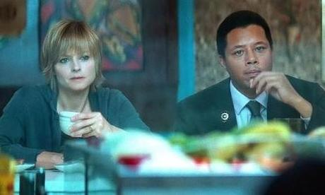 TERRENCE HOWARD & JODIE FOSTER