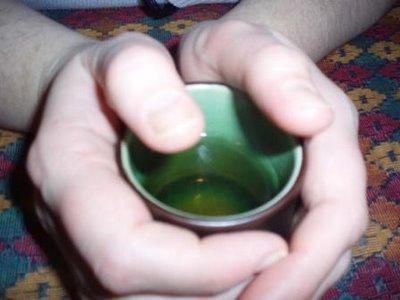 En venir au thé
