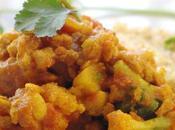 Recette végétarienne protéines soja