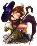 Image attachée : La sorcière à l'honneur dans Dragon's Crown