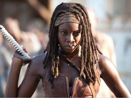 LES SECRETS BEAUTE DE DANAI GURIRA L'ACTRICE D'ORIGINE ZIMBABWEENNE - Michonne, The walking dead