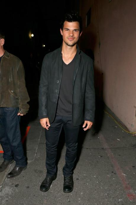 Taylor Lautner aux MTV Movie Awards